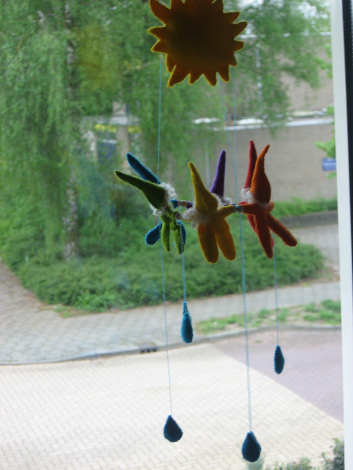 Regenboogdansje Seizoentafel Atelier de Vier Jaargetijden