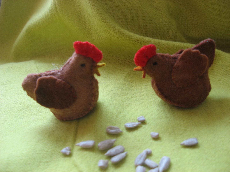 Antroposofsche kippen van vilt seizoentafel Atelier de Vier Jaargetijden