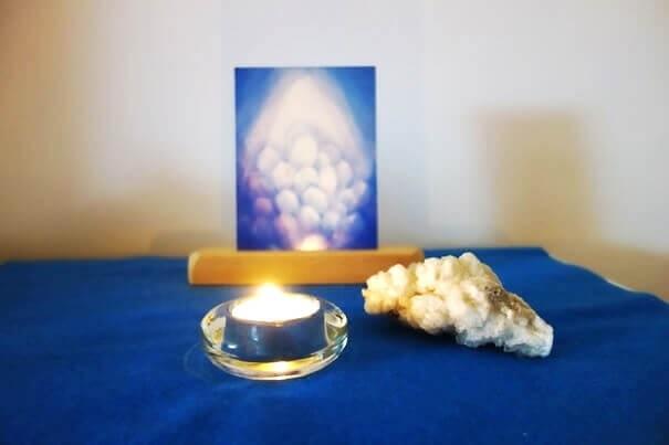 Eerste advent zondag het mineralenrijk