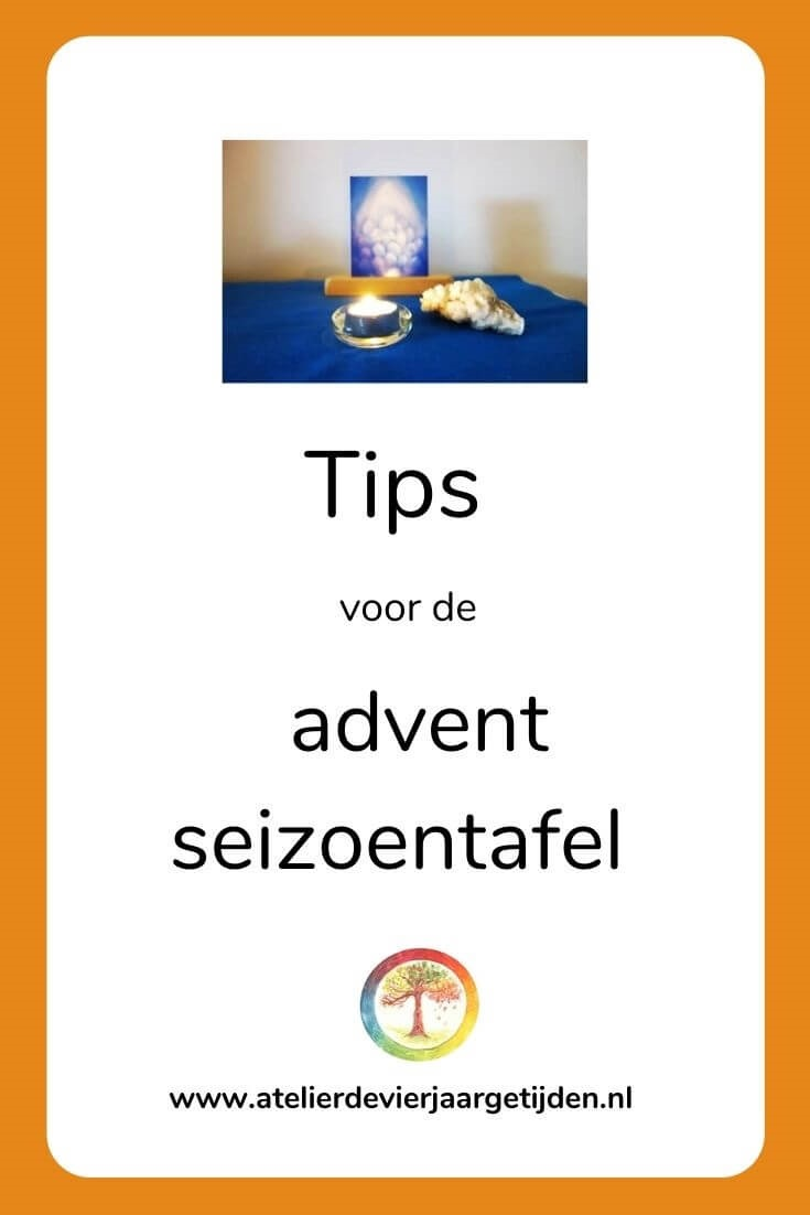 Pinterest pin tips voor de seizoentafel