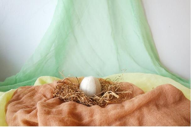 Hoe maak je een seizoenentafel voor Pasen ?