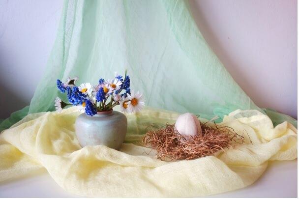 Hoe maak je een seizoenentafel voor Pasen